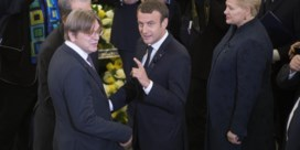 Europese verloving tussen Macron en liberalen