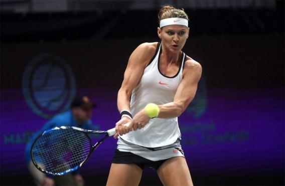 Tsjechische Lucie Safarova stopt na Australian Open