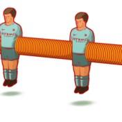 Als jong voetbaltalent risicokapitaal wordt