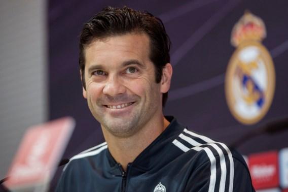 Geen Real Madrid voor Roberto Martinez: interim-coach Solari blijft aan het roer