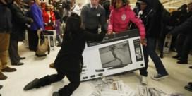 Koopjesdagen maken consument knettergek