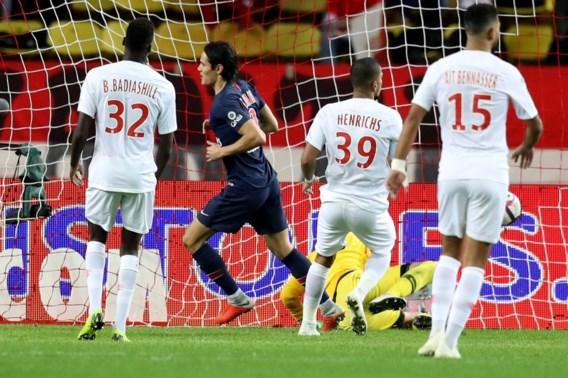 Monaco verliest ook tegen PSG met 0-4, Chadli valt uit: malaise gaat gewoon verder bij Thierry Henry en co