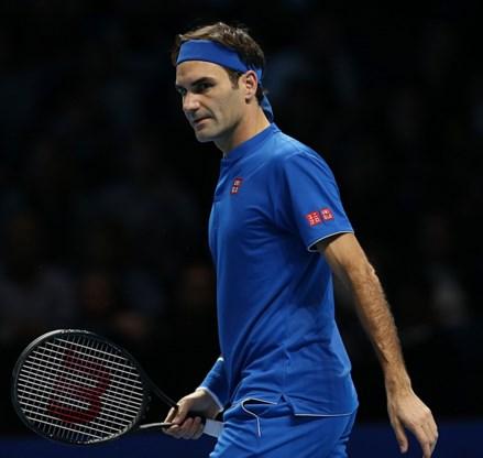 Roger Federer lijdt nederlaag tegen Kei Nishikori op ATP Finals