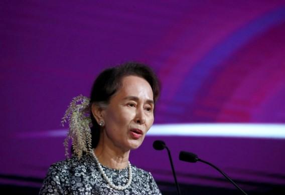 Amnesty International trekt eretitel van Aung San Suu Kyi in