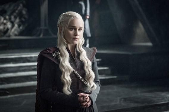 Laatste seizoen van 'Game of Thrones' komt uit in april