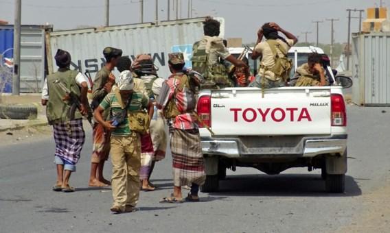 Eindelijk wat rust na hevige gevechten in Jemenitische havenstad Hodeida