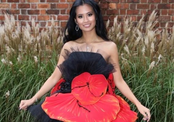 Zo gaat Angeline naar Miss World