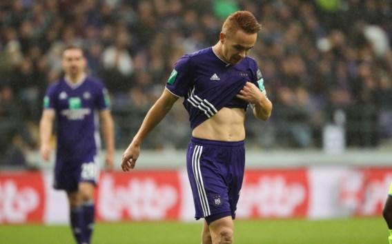 Anderlecht-aanvoerder Trebel vandaag onder het mes bij Duitse specialiste