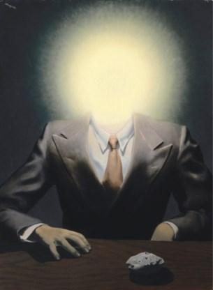 Schilderij van Magritte verkocht voor recordbedrag