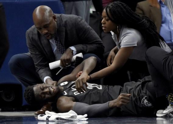 NBA opgeschrikt door zware blessure, Toronto en Golden State onderuit ondanks straffe statistieken