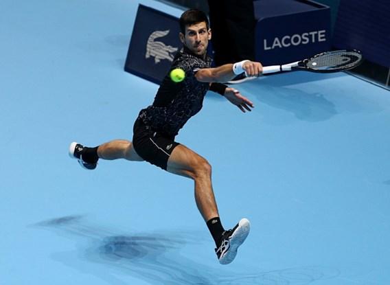 ATP FINALS. Novak Djokovic zet na John Isner ook Alexander Zverev makkelijk opzij