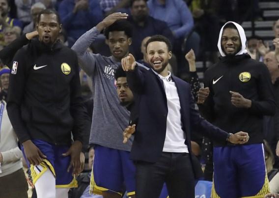 Golden State pakt zonder Curry de volle buit, Cleveland weet weer wat winnen is in NBA