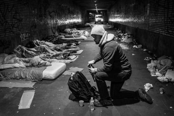 Brusselse winteropvang voor daklozen van start