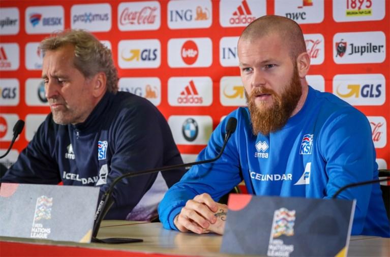 """Bondscoach van IJsland hoopt ondanks vele blessure op """"magische avond"""" in Brussel"""