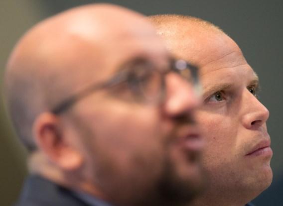 N-VA dwingt Michel tot bocht over migratiepact