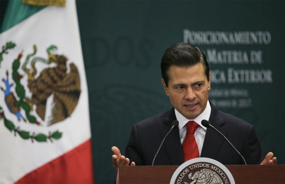 Mexicaanse president ontkent omkoping door Sinaloa-kartel