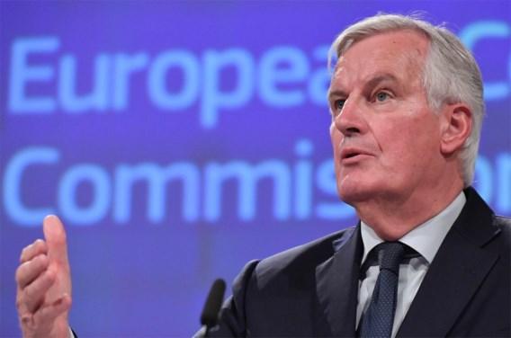 Michel Barnier: 'Belangrijke stap gezet in Brexitonderhandelingen'