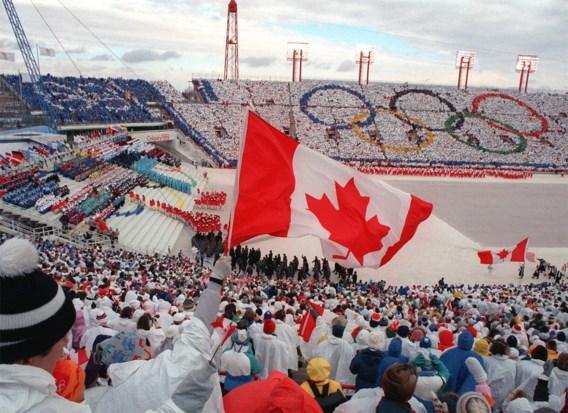 Bevolking van Calgary wil geen Winterspelen en stemt tegen in referendum