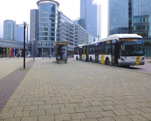 Weyts: 'Onveilig Noordstation brengt dienstverlening De Lijn in het gedrang'