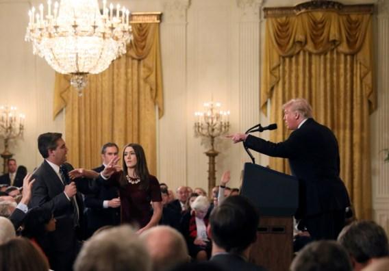 Fox News sluit zich aan bij juridische procedure CNN tegen Witte Huis