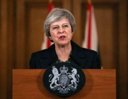 May houdt voet bij stuk: 'Deze Brexit-deal geeft het Britse volk wat het wil'