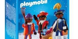 Playmobil verkoopt weer Zwarte Piet