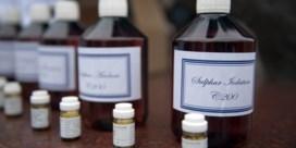 Ziekenfonds Partena verdedigt het terugbetalen van homeopathie