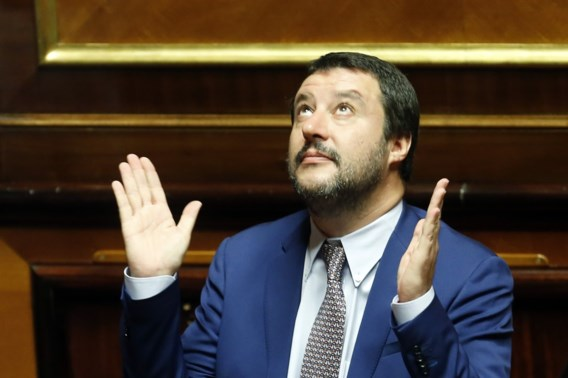 Salvini zoekt inspiratie bij Leterme