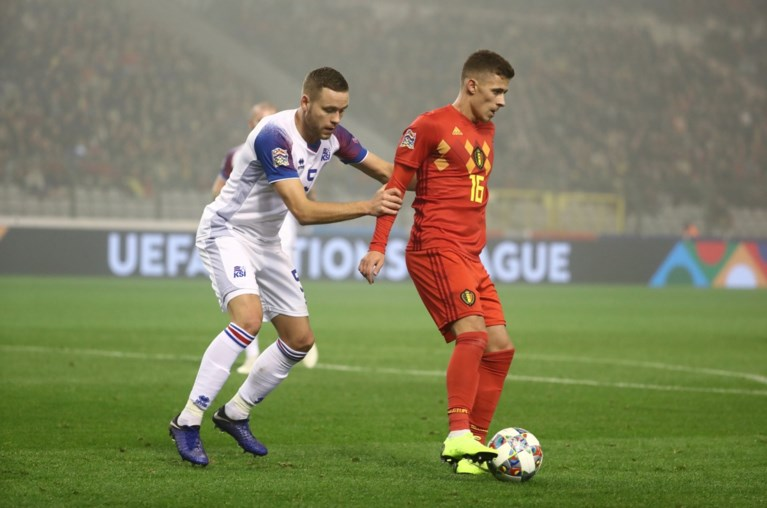 Batshuayi en Hazard maakten het verschil: 'Dit gaan we in Zwitserland niet laten liggen'