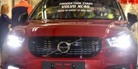 Honderden nieuwe contracten afgesloten bij Volvo Car Gent