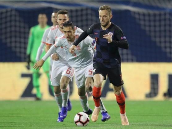 Kroatië mist Rakitic voor beslissende wedstrijd in Nations League tegen Engeland