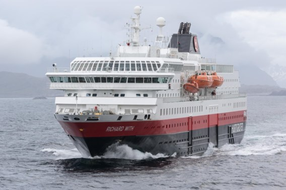Cruise eens op rotte vis de fjorden rond