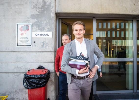 Scheidsrechter Vertenten heeft gevangenis van Hasselt verlaten