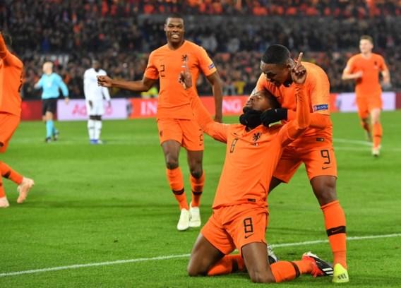 Oranje is helemaal terug na winst tegen wereldkampioen Frankrijk, Duitsland degradeert