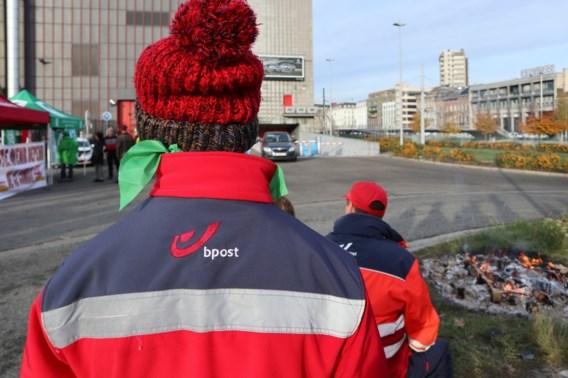 Vakbonden Bpost: 'Stop met spontane stakingsacties'