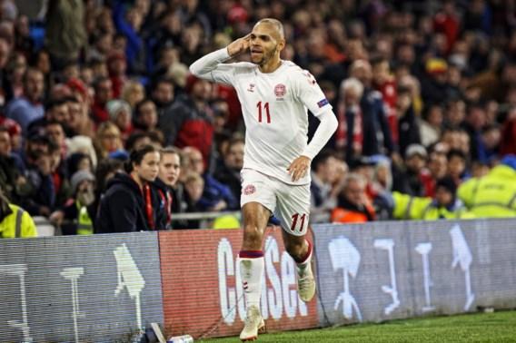 Denemarken promoveert naar hoogste divisie in Nations League