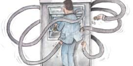 Bankdiensten worden duurder