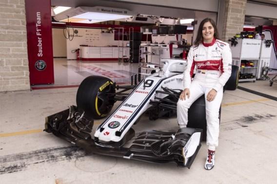 Krijgen we nog eens een vrouw in de F1? Deze 23-jarige mag weer testen