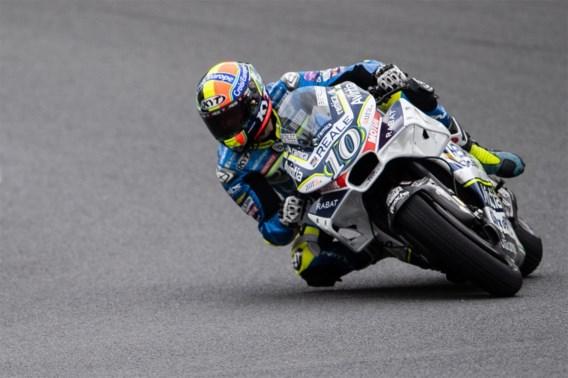 Xavier Siméon moet forfait geven voor laatste MotoGP-race