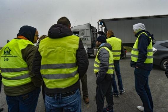 Beperkt aantal acties tegen dure benzine in Wallonïe