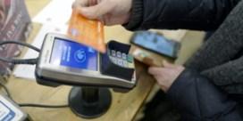 België hinkt achterop in contactloos betalen