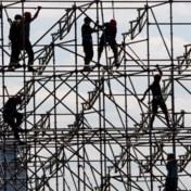 Oekraïense loonslaven bouwen onze populaire festivals