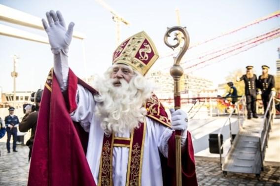 Sinterklaas meert aan: 'Er zijn dit jaar geen stoute kinderen'
