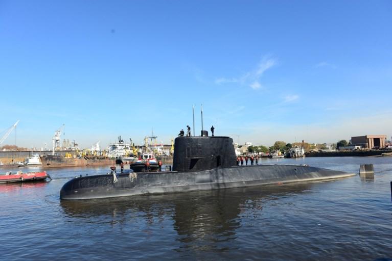 Verdwenen Argentijnse onderzeeër gelokaliseerd