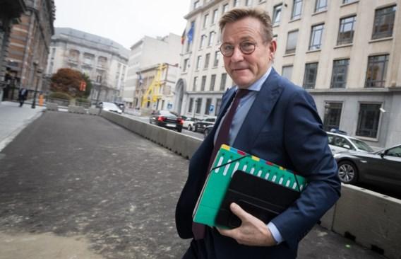 Johan Van Overtveldt: 'Tewerkstelling Brussel en Wallonië moet omhoog om begrotingstekort op te lossen'