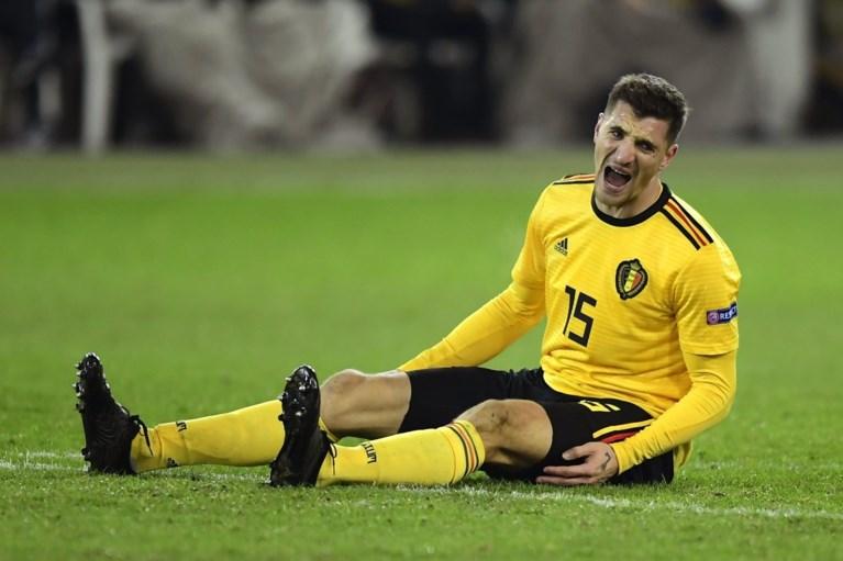 Meunier is hard: 'Slechtste wedstrijd ooit van dit nationale team'