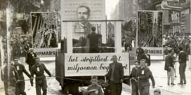1888 | De Internationale is groot succes, maar niet voor componist Pierre De Geyter