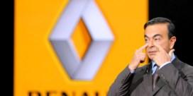 Renault houdt crisisberaad na arrestatie topman