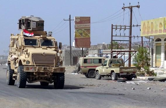 Houthi-rebellen in Jemen staken gevechten