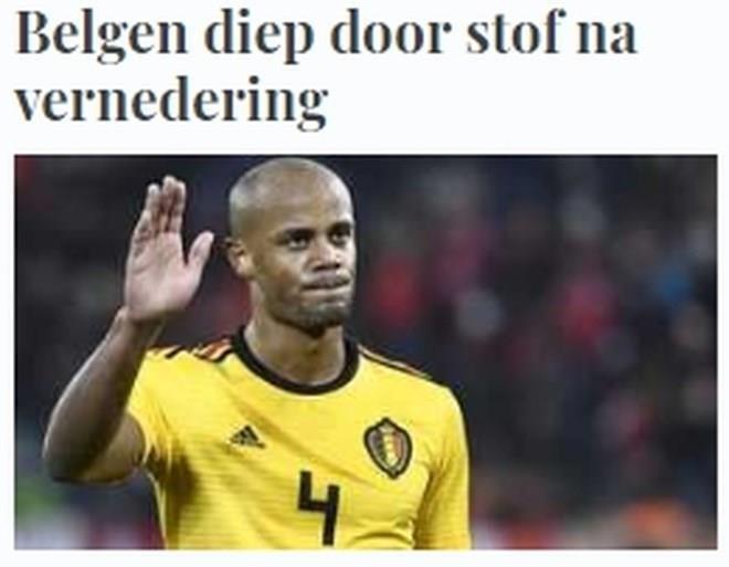 Wereldpers kijkt verbaasd naar 'dolende Belgen'